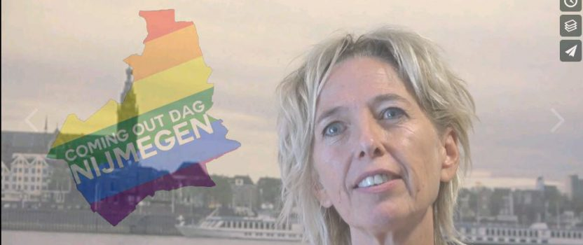 Interview Grete Visser over Coming Out Dag 2018